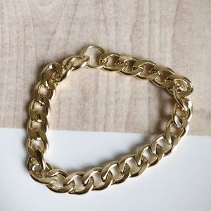Jewelry - Gold Plated Chain Bracelet